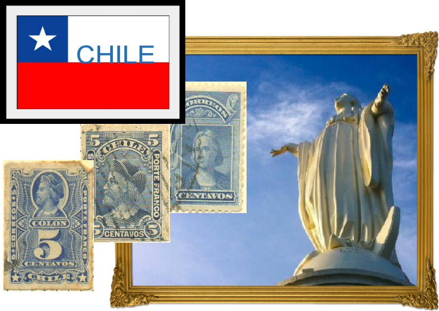 Chilean Stamps